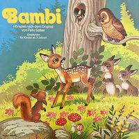 Bambi - Folge 1: Bambi - Felix Salten, Margarita Meister