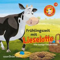 Lieselotte Filmhörspiele - Folge 13: Frühlingszeit mit Lieselotte - Fee Krämer, Alexander Steffensmeier