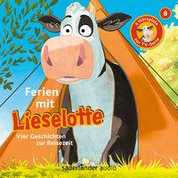 Lieselotte Filmhörspiele - Folge 8: Ferien mit Lieselotte - Fee Krämer, Alexander Steffensmeier