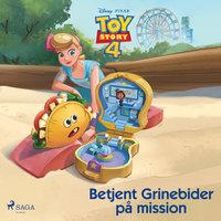 Toy Story 4 - Betjent Grinebider på mission - disney