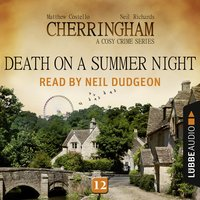 Death on a Summer Night - Matthew Costello, Neil Richards