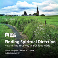Finding Spiritual Direction: How to Find Your Way in a Chaotic World - Joseph A. Tetlow