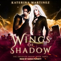 Wings of Shadows - Katerina Martinez