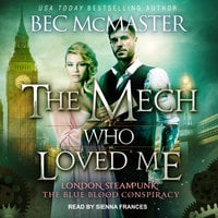 The Mech Who Loved Me - Bec McMaster