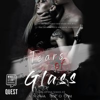 Tears of Glass: Tears of Ink Book 2 - Anna Bloom