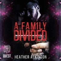 A Family Divided: Dividing Line Series Book 3 - Heather Atkinson