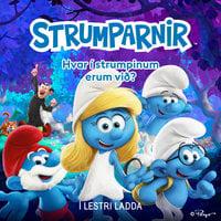 Strumparnir – Hvar í strumpinum erum við? - Stacia Deutsch, Rhody Cohon