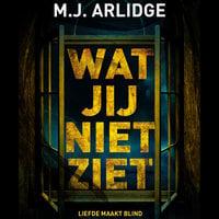 Wat jij niet ziet - M.J. Arlidge
