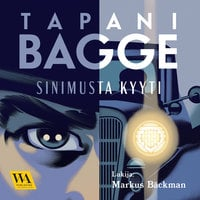 Sinimusta kyyti - Tapani Bagge