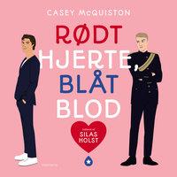 Rødt hjerte, blåt blod - Casey McQuiston