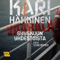 Syyskuun yhdestoista - Kari Häkkinen