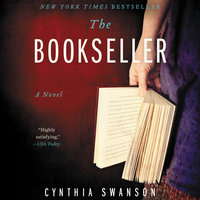The Bookseller: A Novel - Cynthia Swanson