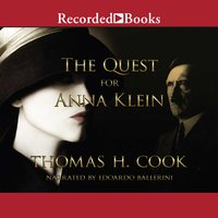 The Quest for Anna Klein - Thomas H. Cook