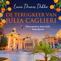 De terugkeer van Julia Caglieri - Lucia Douwes Dekker