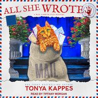 All She Wrote - Tonya Kappes