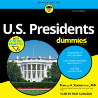 U.S. Presidents For Dummies, 2nd Edition - Marcus A. Stadelmann