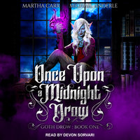 Once Upon A Midnight Drow - Michael Anderle, Martha Carr