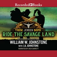 Ride the Savage Land - J.A. Johnstone, William W. Johnstone