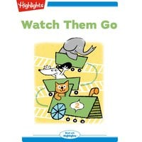 Watch Them Go - Heidi Bee Roemer