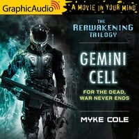 Gemini Cell [Dramatized Adaptation] - Myke Cole