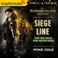 Siege Line [Dramatized Adaptation] - Myke Cole