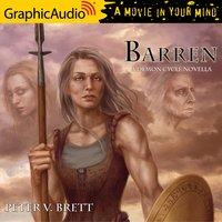 Barren [Dramatized Adaptation] - Peter V. Brett