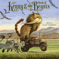 Kenny & the Book of Beasts - Tony DiTerlizzi