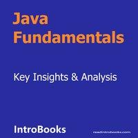 Java Fundamentals - Introbooks Team