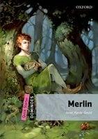 Merlin - Janet Hardy-Gould