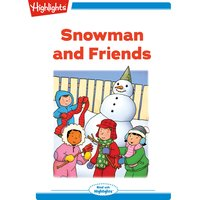 Snowman and Friends - Heidi Bee Roemer
