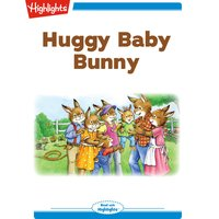 Huggy Baby Bunny - Eileen Spinelli