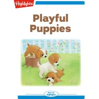 Playful Puppies - Donna Marie Merritt