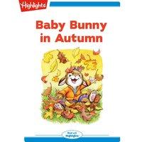 Baby Bunny in Autumn - Eileen Spinelli