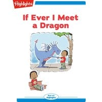 If Ever I Meet a Dragon - Eileen Spinelli
