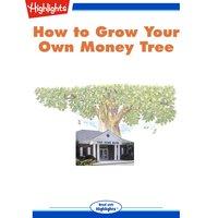 How to Grow Your Own Money Tree - Sheila Bair, Paul H. O'Neill