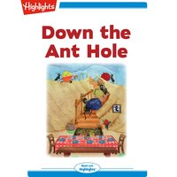 Down the Ant Hole - Evelyn Amuedo Wade