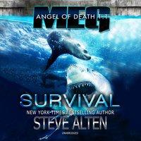 MEG: Angel of Death: Survival - Steve Alten