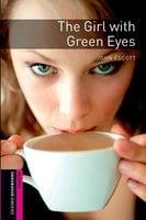 The Girl with Green Eyes - John Escott