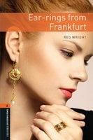 Ear-rings from Frankfurt - Reg Wright