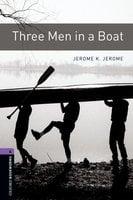 Three Men in a Boat - Jerome K. Jerome, Diane Mowat
