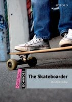 The Skateboarder - Christine Lindop