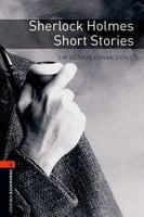 Sherlock Holmes Short Stories - Sir Arthur Conan Doyle, Clare West
