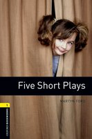 Five Short Plays - Martyn Ford