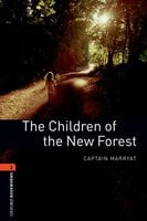 The Children of the New Forest - Captain Marryat, Rowena Akinyemi
