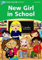 New Girl in School - Christine Lindop
