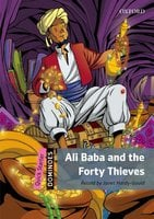 Ali Baba and the Forty Thieves - Janet Hardy-Gould