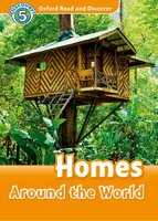 Homes Around the World - Jacqueline Martin