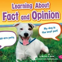 Learning About Fact and Opinion - Martha Rustad