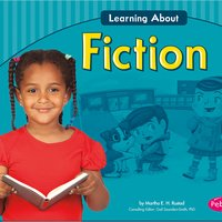 Learning About Fiction - Martha Rustad