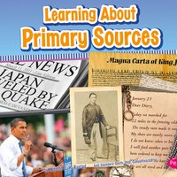 Learning About Primary Sources - Nikki Clapper